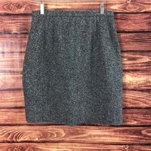Talbots Petites Skirt Size 10 Made In USA